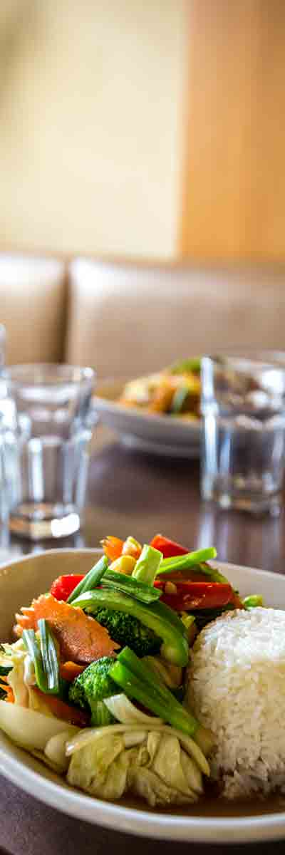 Ta Ra Rin Thai Cuisine Serving Eugene And Springfield Oregon